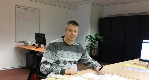 Mark Olie ITGilde lid